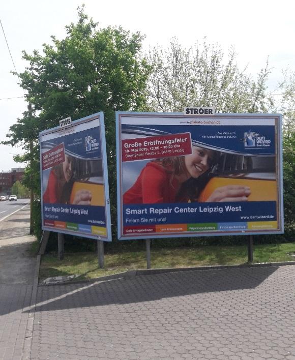 Neueröffnung 2. Smart Repair Center in Leipzig – Große Eröffnungsfeier am 10. Mai von 12 – 18 Uhr